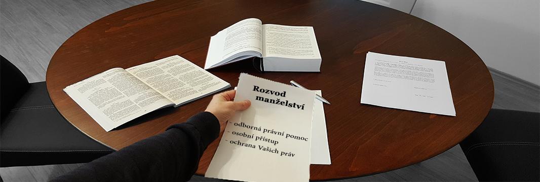 rozvod manželství - Mgr. Ing. JIŘÍ LIŠKA,a advokát